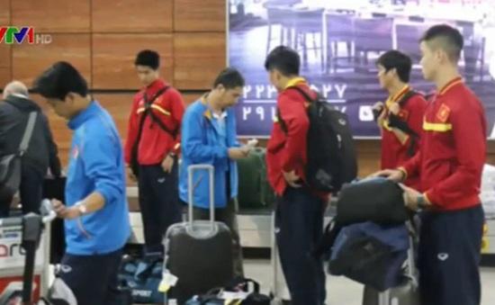 ĐT Việt Nam an toàn tới Iran thi đấu