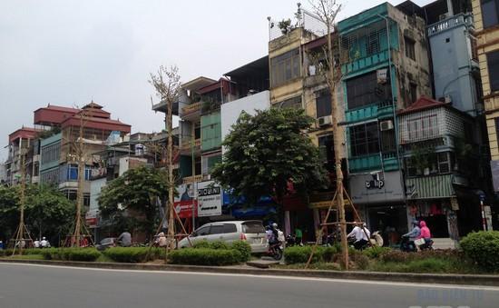 Khúc mắc khâu giải phóng mặt bằng tuyến Nhổn - ga Hà Nội