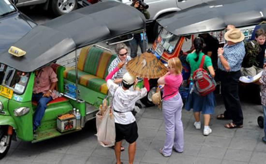 Thái Lan hướng tới tăng doanh thu du lịch quý III/2016