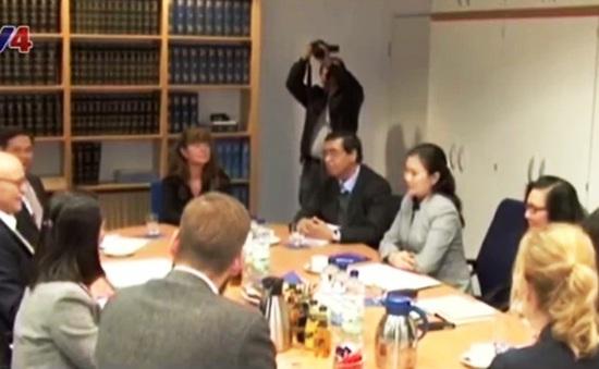 Tăng cường hợp tác Việt - Đức trong các dự án từ thiện