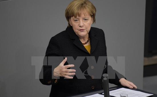 Thủ tướng Merkel muốn giảm mạnh lượng người tị nạn vào Đức