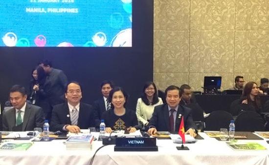 Khai mạc Hội nghị Bộ trưởng Du lịch ASEAN