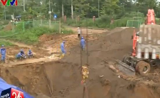 Bộ Xây dựng kiến nghị kiểm tra dự án ống nước sông Đà 2
