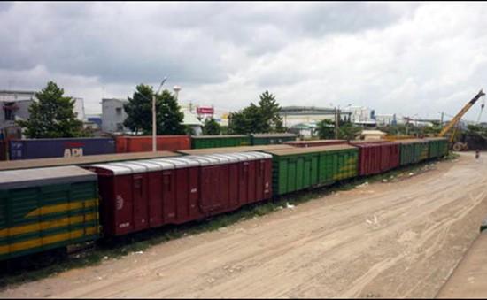 Quy trình đăng ký vận chuyển hàng hóa bằng đường sắt