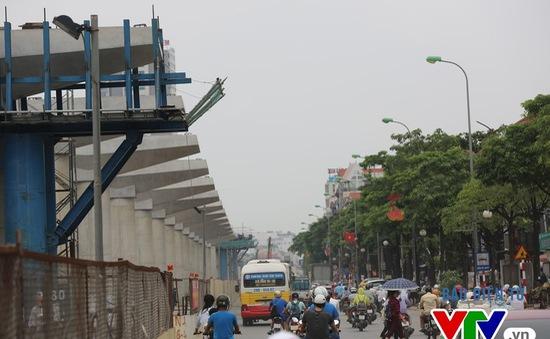Tuyến đường sắt Nhổn – Ga Hà Nội chuẩn bị thi công phần ngầm dài 4 km