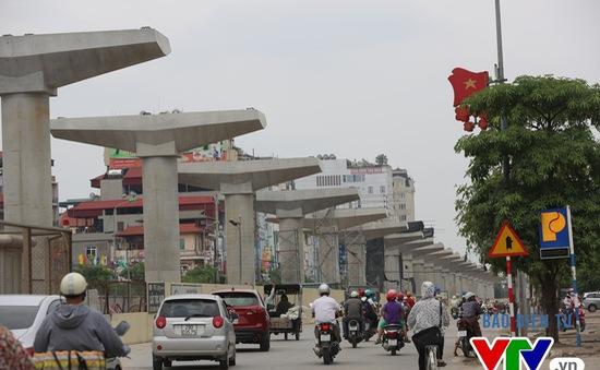 Các dự án đường sắt đô thị: Đội vốn, chậm tiến độ