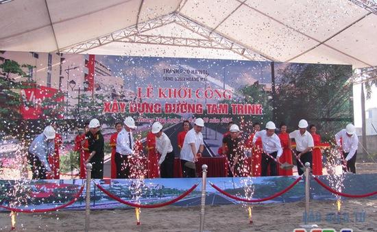 Hà Nội: Đường Tam Trinh dài 3,5 km, xây dựng trong khoảng 2 năm