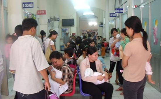 Khánh Hòa: Bệnh nhi mắc bệnh hô hấp, tiêu hóa tăng đột biến