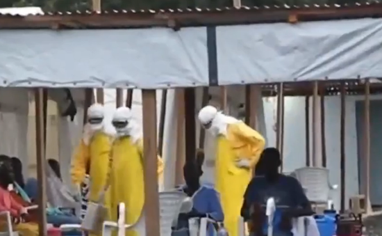 Ebola xuất hiện trở lại ở Liberia