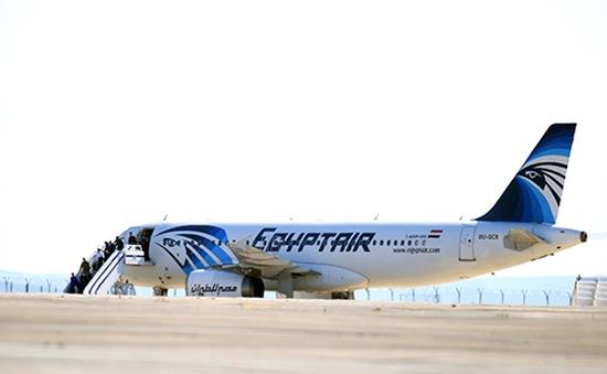 Ai Cập đẩy nhanh việc tìm kiếm hộp đen máy bay MS804