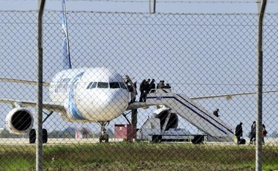 Những sự cố hàng không đáng tiếc của Ai Cập