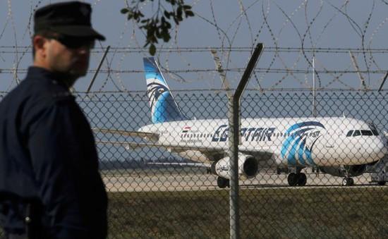 Ai Cập ám ảnh với các sự cố hàng không