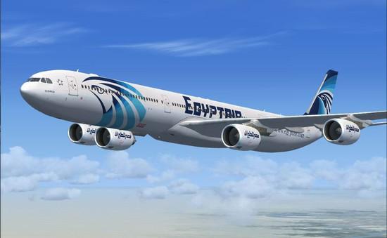 Máy bay của Ai Cập bất ngờ bị không tặc khống chế