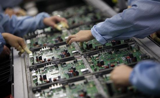 Chỉ số PMI của Trung Quốc giảm tháng thứ 7 liên tiếp