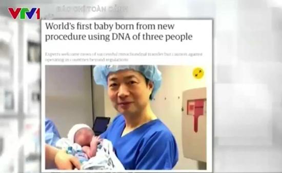 """Em bé đầu tiên ra đời với kỹ thuật """"2 mẹ 1 bố"""": Vấp phải nhiều phản đối và hoài nghi"""