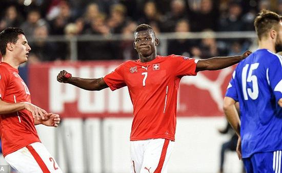 Vì sao Man Utd chiêu mộ hụt sao trẻ sáng giá nhất Thụy Sĩ?