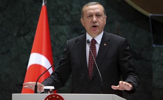 Thổ Nhĩ Kỳ hy vọng quan hệ song phương với Nga sẽ bước sang trang mới