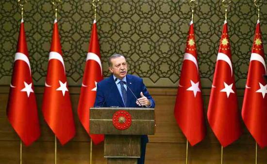 Thổ Nhĩ Kỳ đóng cửa 20 kênh truyền hình, phát thanh