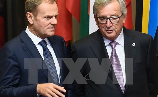 Hội nghị Thượng đỉnh EU cuối cùng của năm 2016