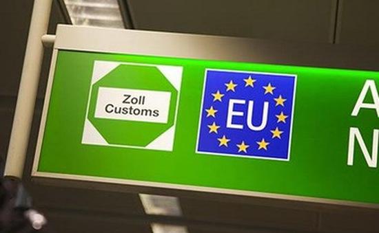 EU chính thức áp dụng luật mới về hải quan