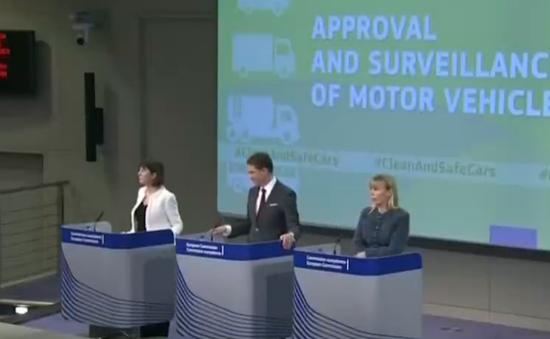 EU đẩy mạnh quản lý ô tô sau vụ bê bối Volkswagen