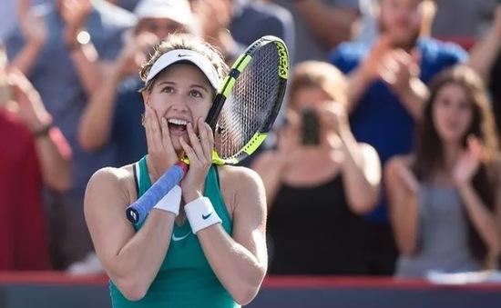 Vòng 3 đơn nữ Rogers Cup 2016: Bouchard và Venus Williams bị loại