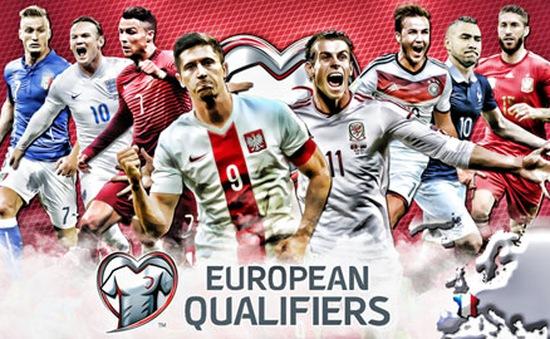 CHÍNH THỨC: Lịch tường thuật trực tiếp vòng 1/8 EURO 2016 trên VTV