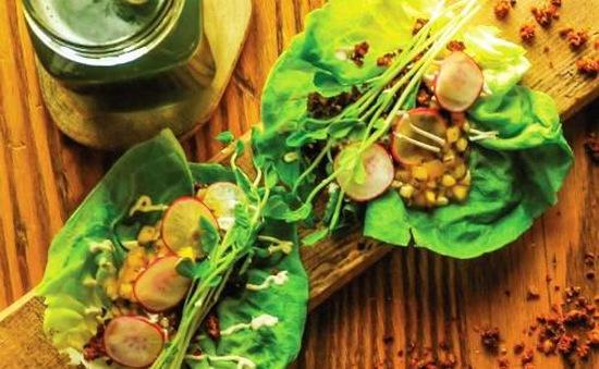 Khám phá nhà hàng chay đầu tiên ở xứ sở Hồi giáo Qatar