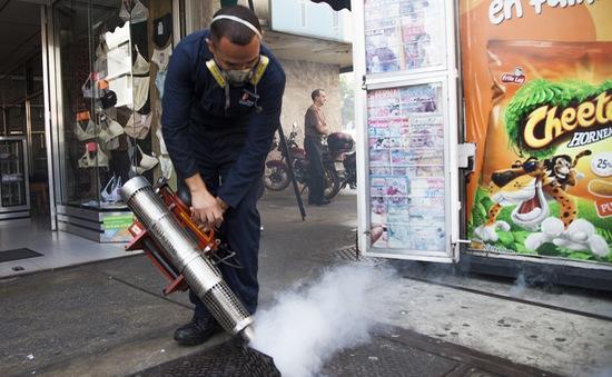 Châu Á tăng cường cảnh giác với virus Zika