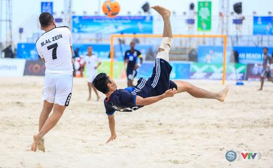 Bóng đá bãi biển ABG 2016: Nhật Bản gặp Oman trong trận chung kết