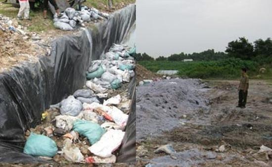 Người dân xã Đông Thạnh sẽ có nước sạch trong tháng 8