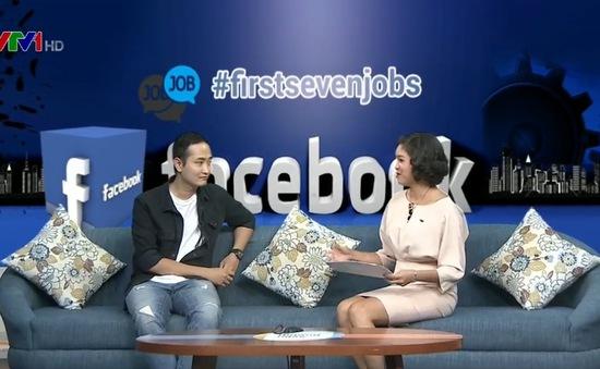 """Ngọc Nick M và câu chuyện """"firstsevenjobs"""""""