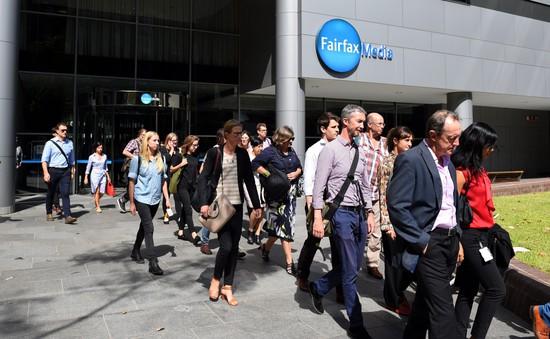 3 tờ báo giấy Australia cắt giảm 120 việc làm