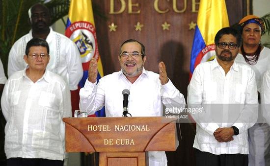 Colombia: FARC ra lệnh ngừng bắn