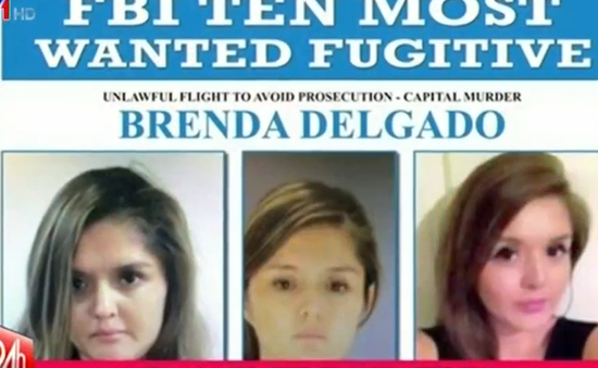 """FBI bắt nữ quái xinh đẹp trong """"10 tội phạm truy nã hàng đầu"""""""