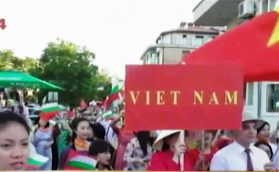 Việt Nam dự Festival quốc tế nghệ thuật Mouzite tại Bulgaria