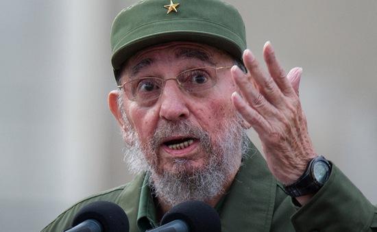 Lãnh tụ Cuba Fidel Castro qua đời - Sự kiện quốc tế được quan tâm nhất tuần