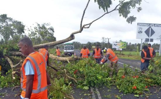 Fiji: Hơn 40 người thiệt mạng do bão Winston