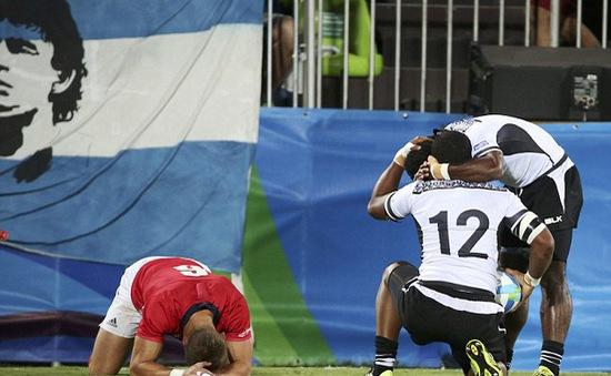 Olympic Rio 2016: Fiji đoạt HCV đầu tiên trong lịch sử