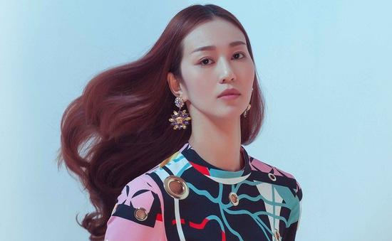 Khánh My ao ước được chạm vào cúp Bước nhảy hoàn vũ 2016