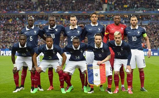 EURO 2016: Danh sách cầu thủ 24 đội tuyển tham dự