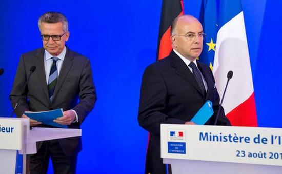 Pháp - Đức yêu cầu truy cập tin nhắn riêng tư để chống khủng bố