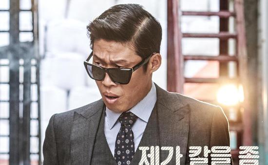 """Phim hài Luck – Key """"làm loạn"""" phòng vé xứ Hàn"""