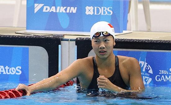 Arena Pro Swim Series: Ánh Viên thi đấu không thành công trong ngày cuối cùng