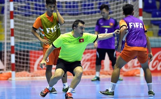 Vì sao  HLV Bruno Garcia chia tay ĐT futsal Việt Nam?