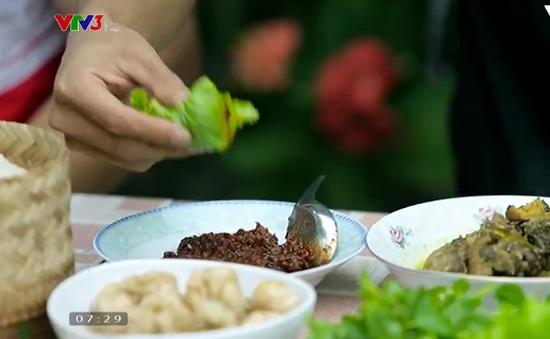Đến Lào thưởng thức vị cay xé lưỡi của nước chấm cheo boong