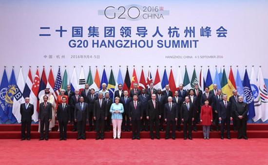 Lãnh đạo G20 nhất trí hàng loạt vấn đề quan trọng