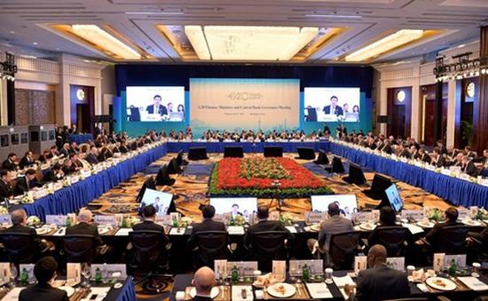 G20 cam kết thúc đẩy tăng trưởng kinh tế