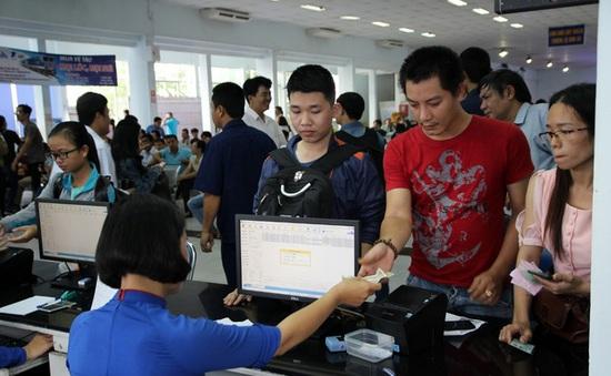 Ga Sài Gòn thông thoáng ngày đầu mở bán vé tàu Tết
