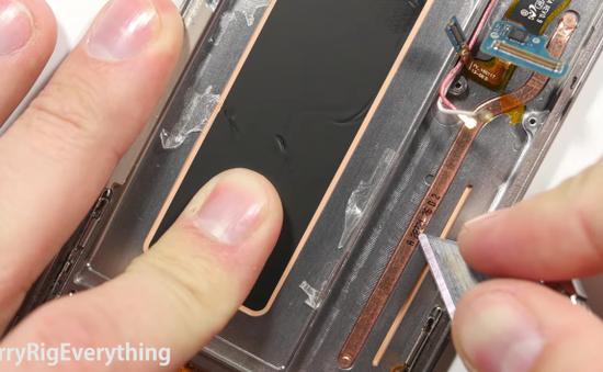Hệ thống tản nhiệt trong Galaxy S7 có thể không dùng chất lỏng